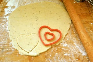 Cookie cutter shapes for Lindzer Hearts
