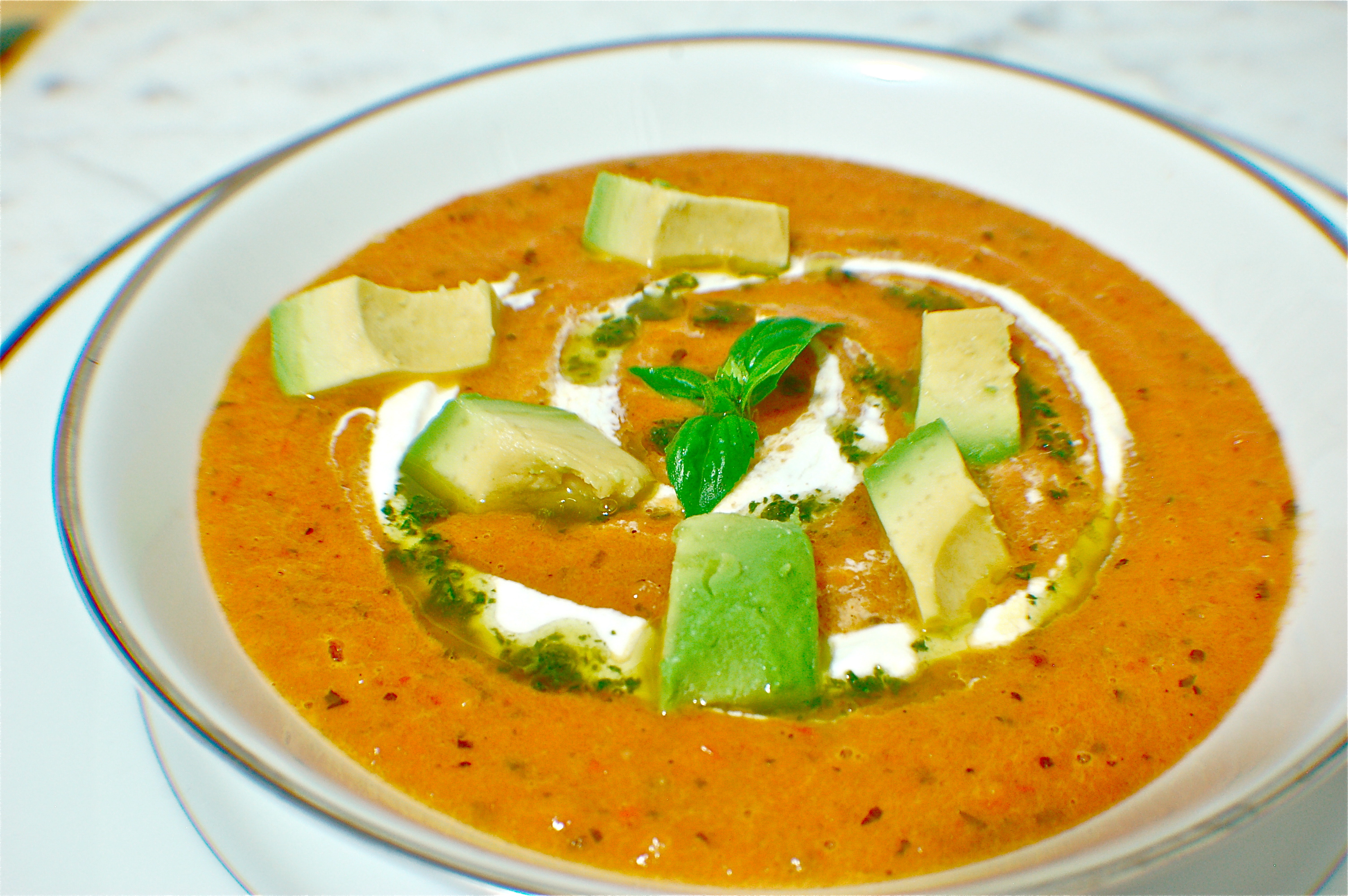 ... roasted tomato soup tomato parmesan croutons roasted red pepper soup